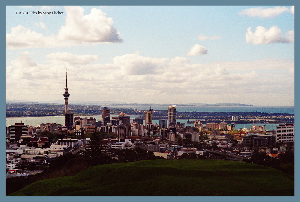 North Island: Auckland