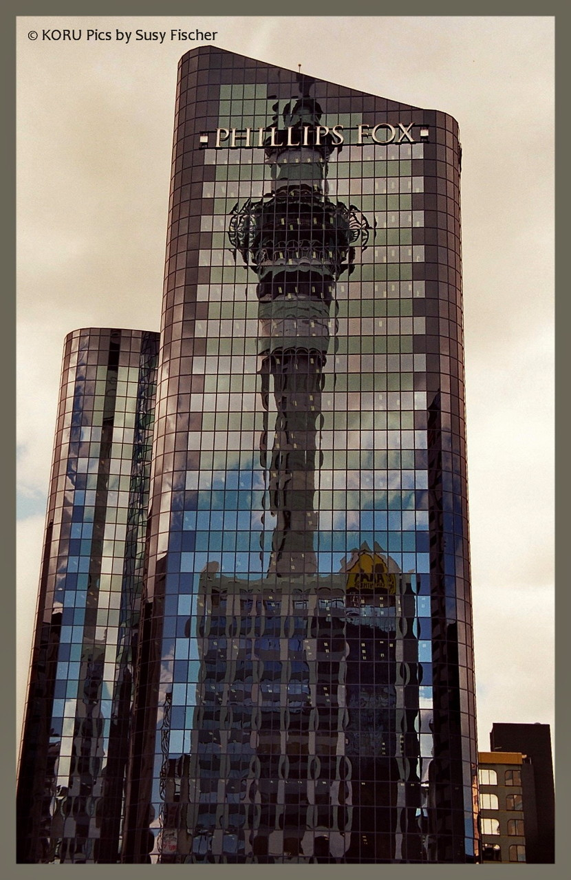 North Island: Auckland Sky Tower