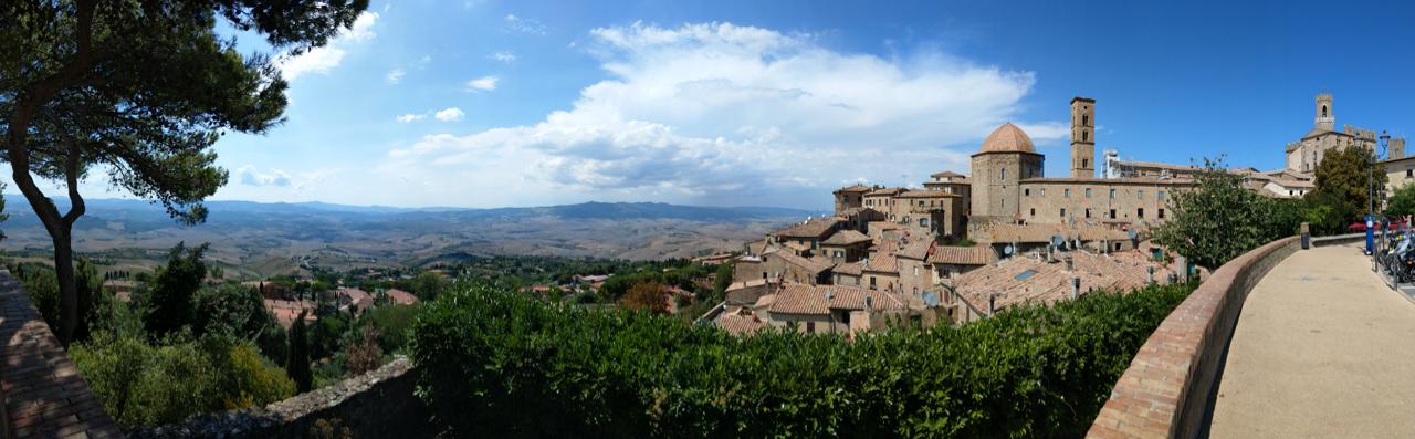 Volterra im Herzen der Toskana