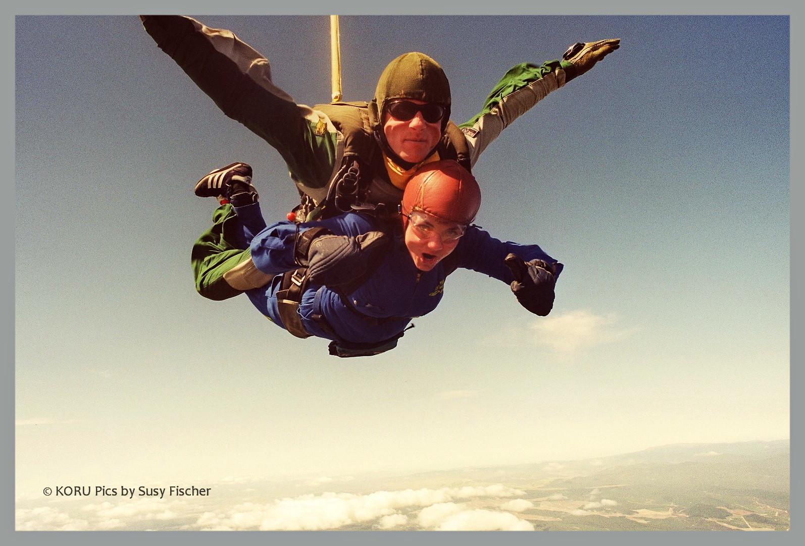 Skydive (Taupo)