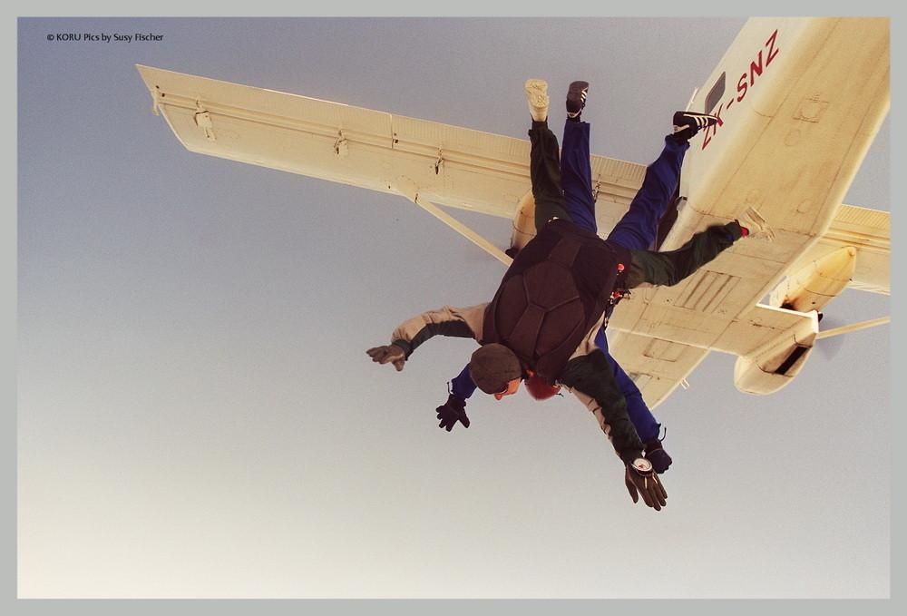 Skydive (Rotorua)