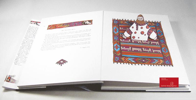 """Daniil Charms, """"Geschichten"""" - Illustration und Buchgestaltung."""