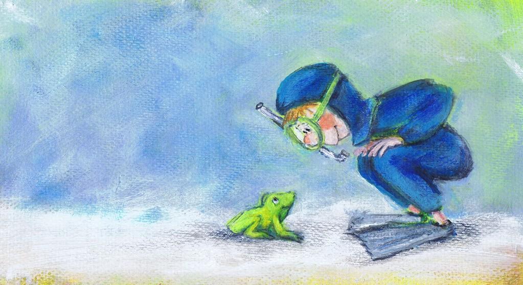 Froschmänner