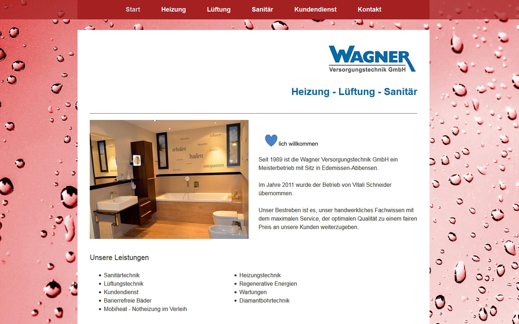 Wagner Versorgungstechnik GmbH