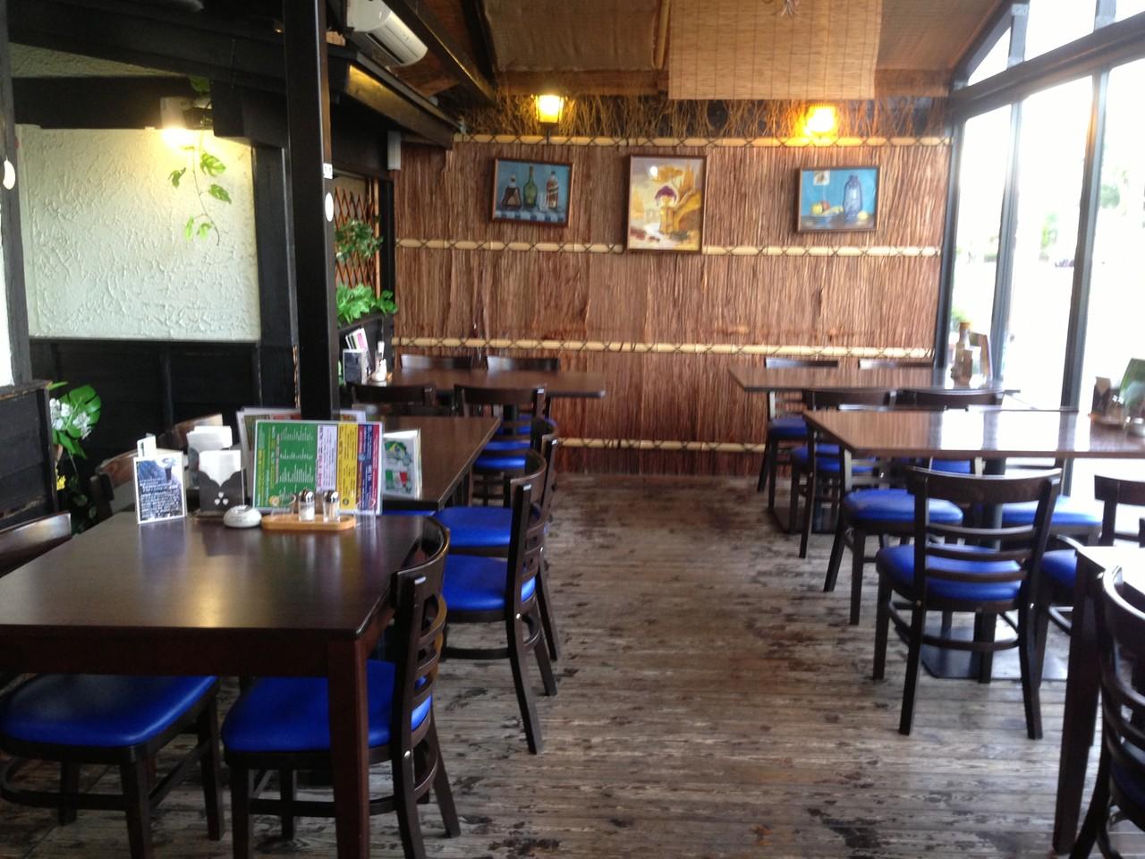 Choupana: Inside ~no smoking area~