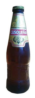 Cusqueña: クスケーニャ(ペルービール)