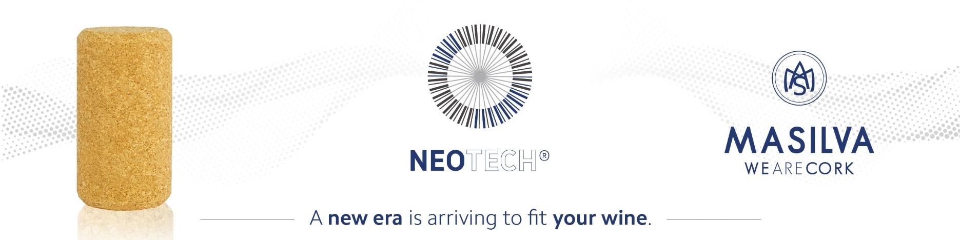 Neotech, il sistema di MaSilva per la neutralità dei tappi
