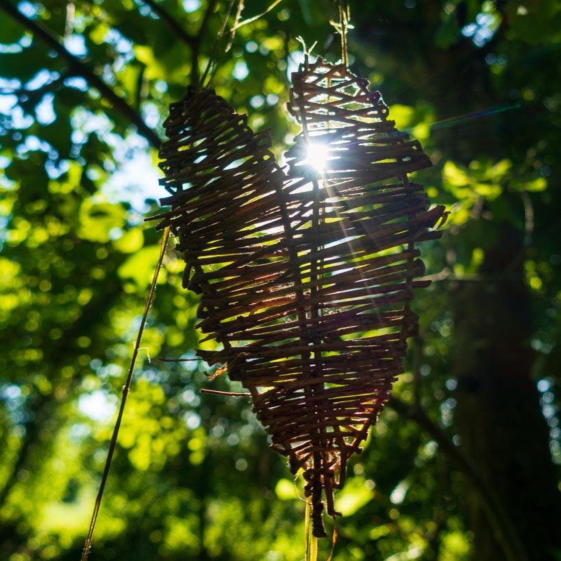Naturkunst, Foto Jim Martin