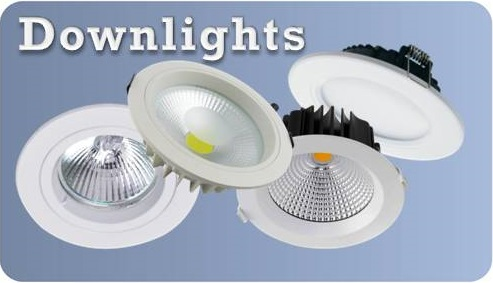 Produktauswahl LED Downlights