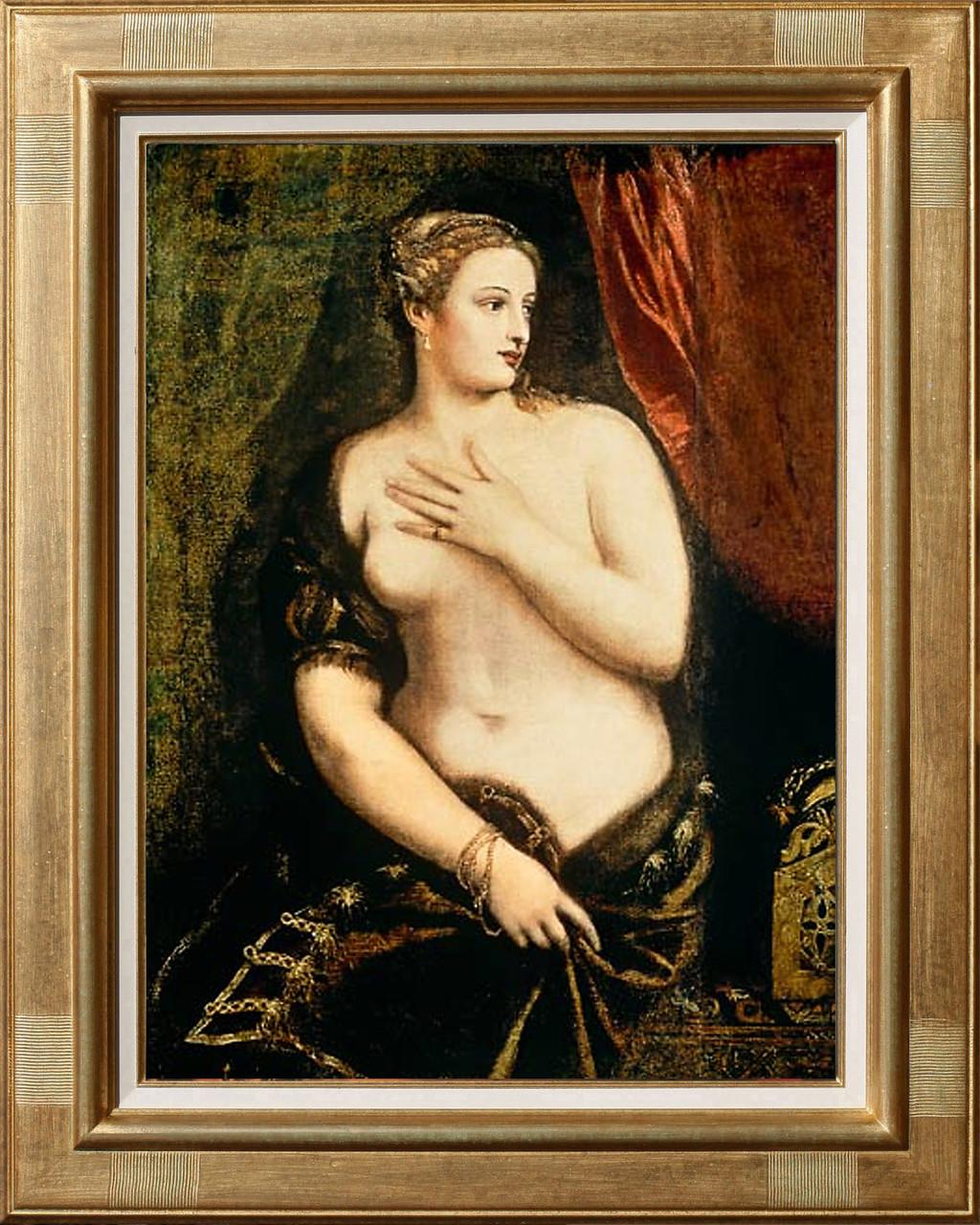 """Le Titien """"Venus"""""""
