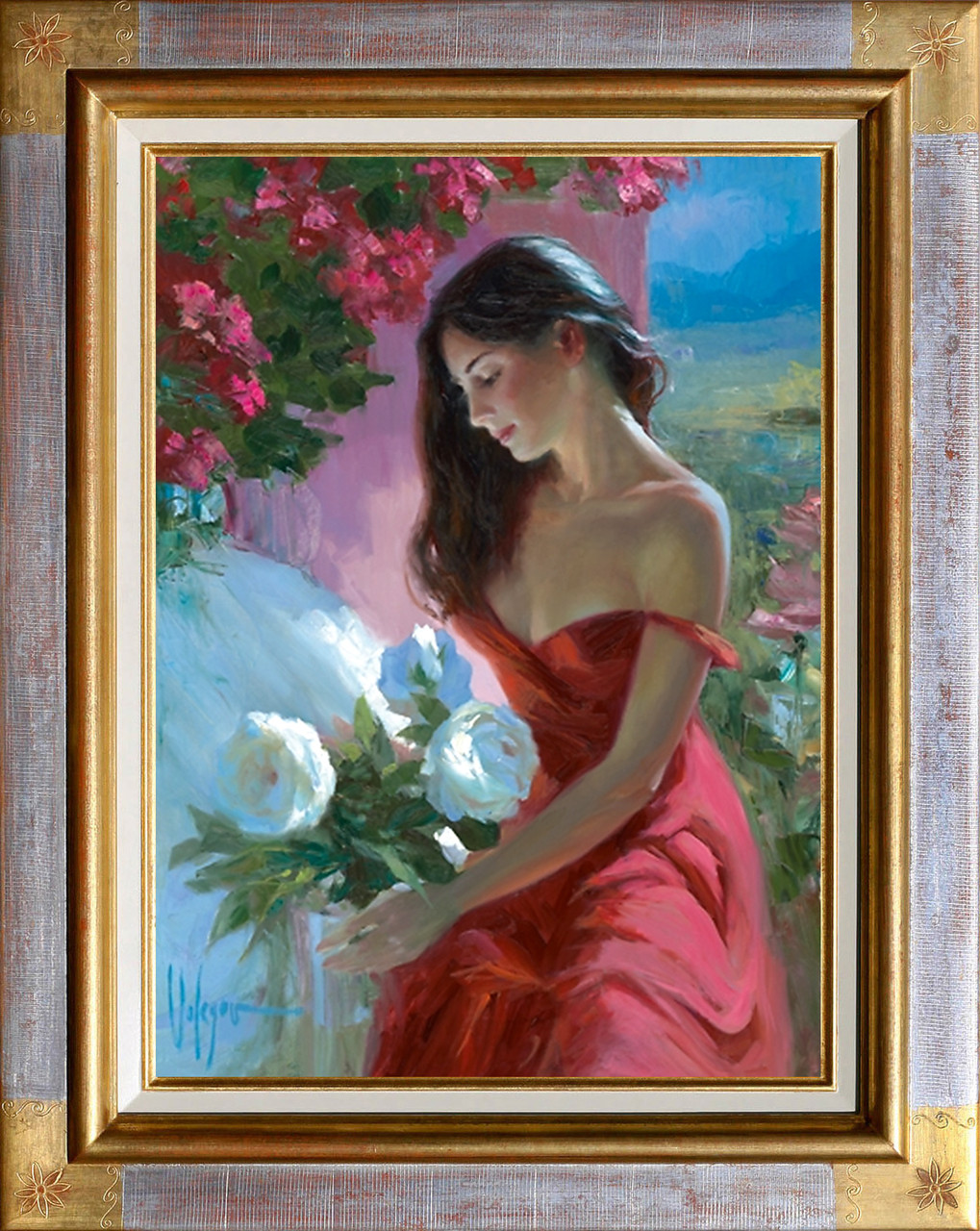 "Volegov ""robe rouge"""
