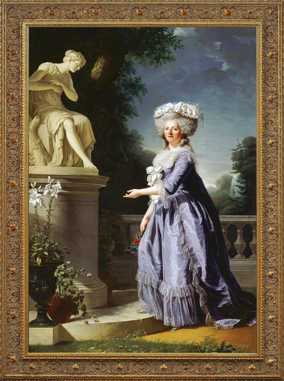 Labille Guillard, Madame Victoire