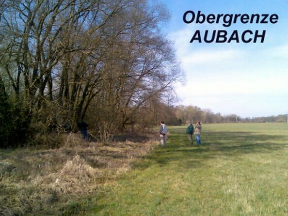 Obergrenze Aubach