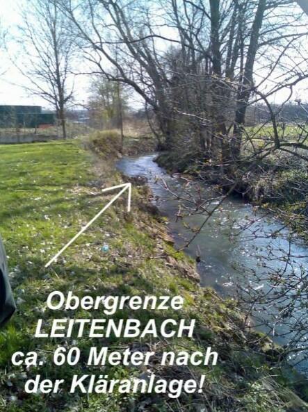 Obergrenze Leitenbach