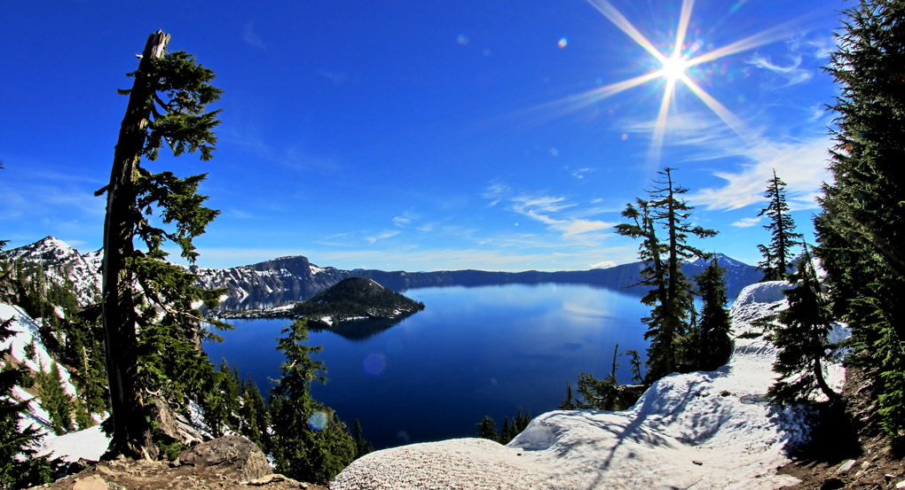 Crater Lake Nationalpark