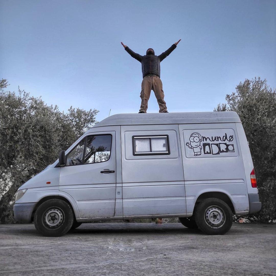 """¿Cómo puedo empezar a vivir en furgoneta? Conviértete en un """"vanlifer"""": te cuento mi experiencia"""