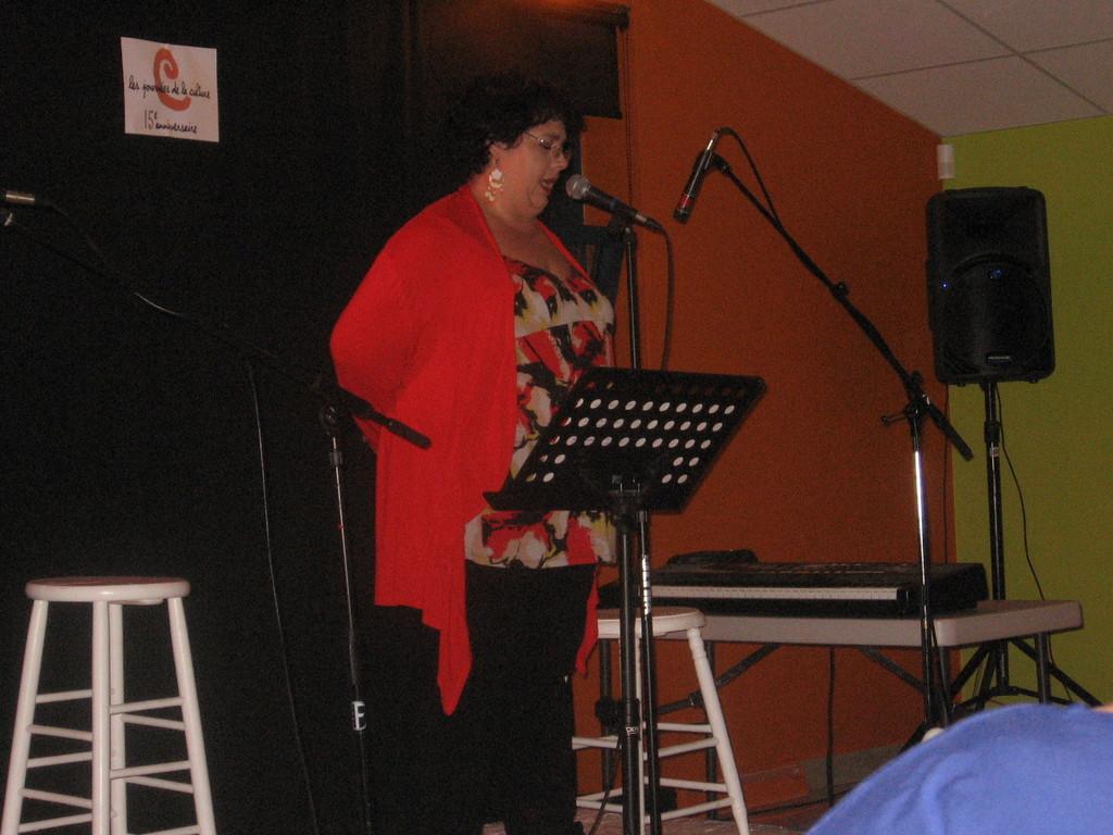 Nadine Lavoie de Lavaltrie