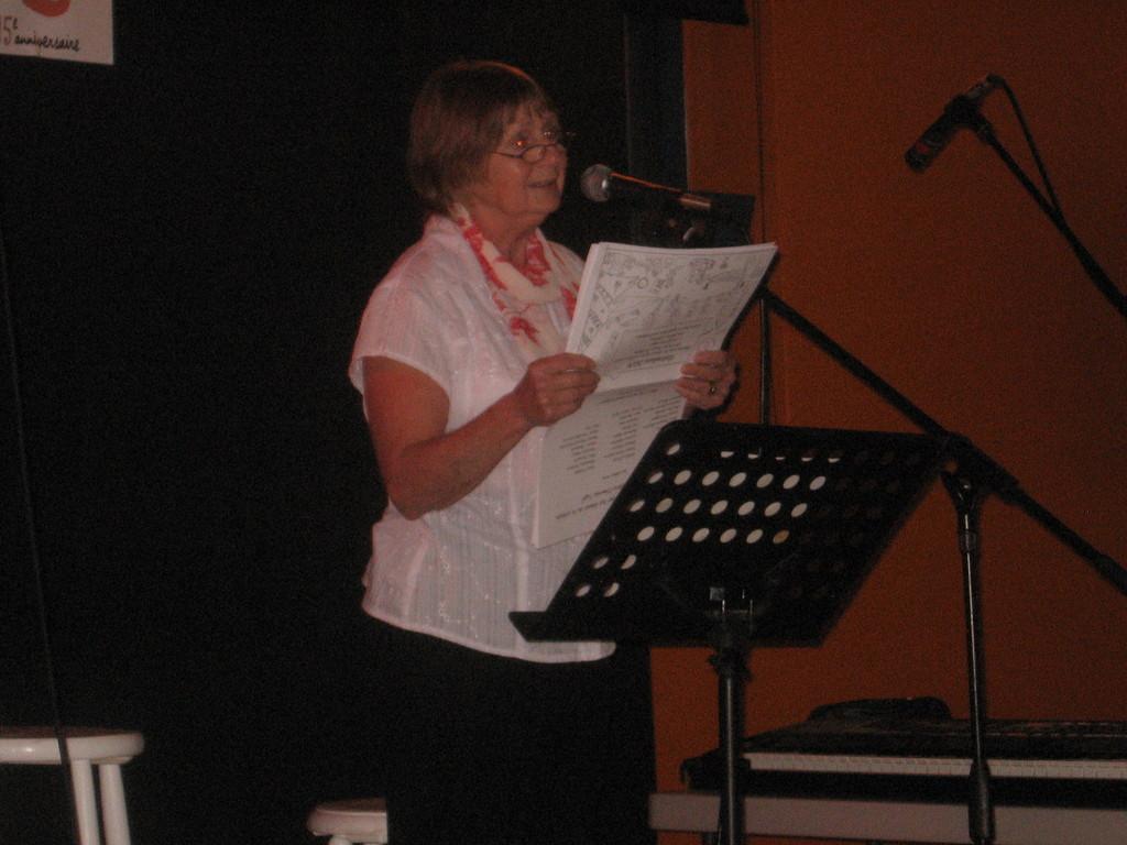 Claire Dumontier de L'Épiphanie