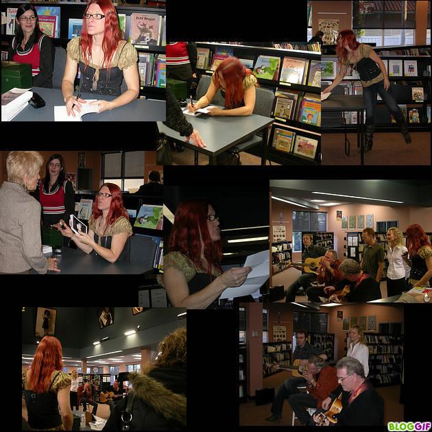 Lancement des Messagers Do à la Bibliothèque municipale de L'Épiphanie en 2007
