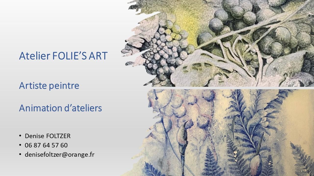 """Résultat de recherche d'images pour """"denise foltzer peintre"""""""