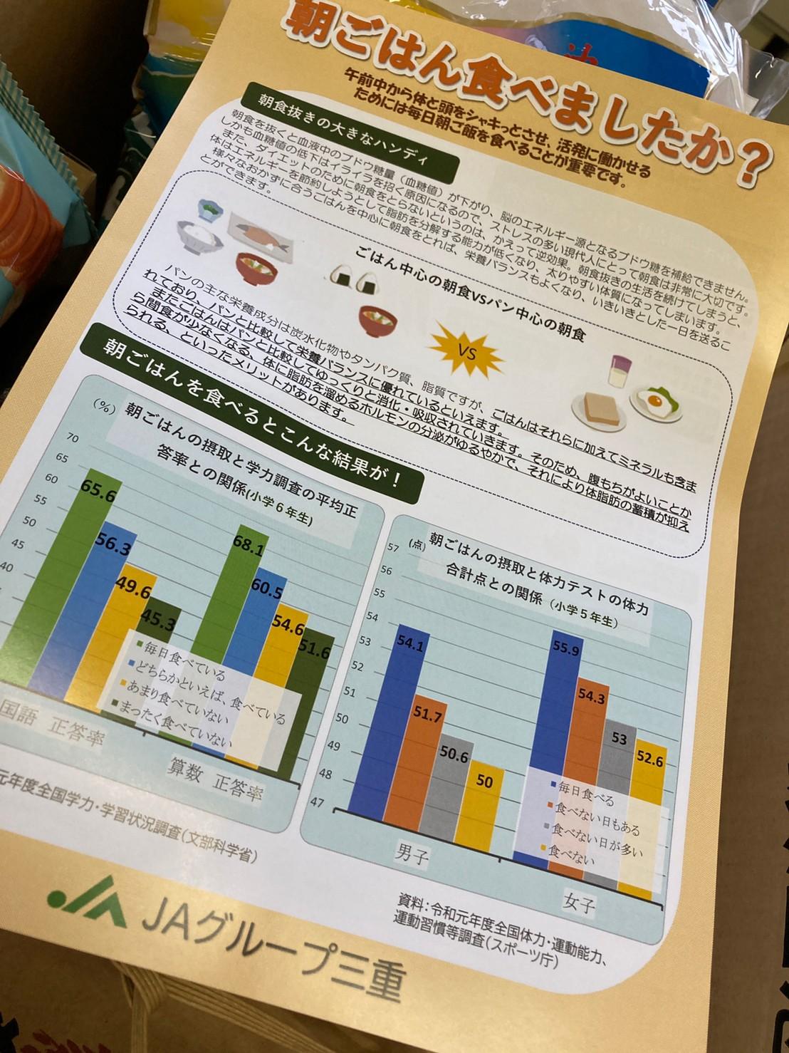 わかりやすい栄養素の説明も!!