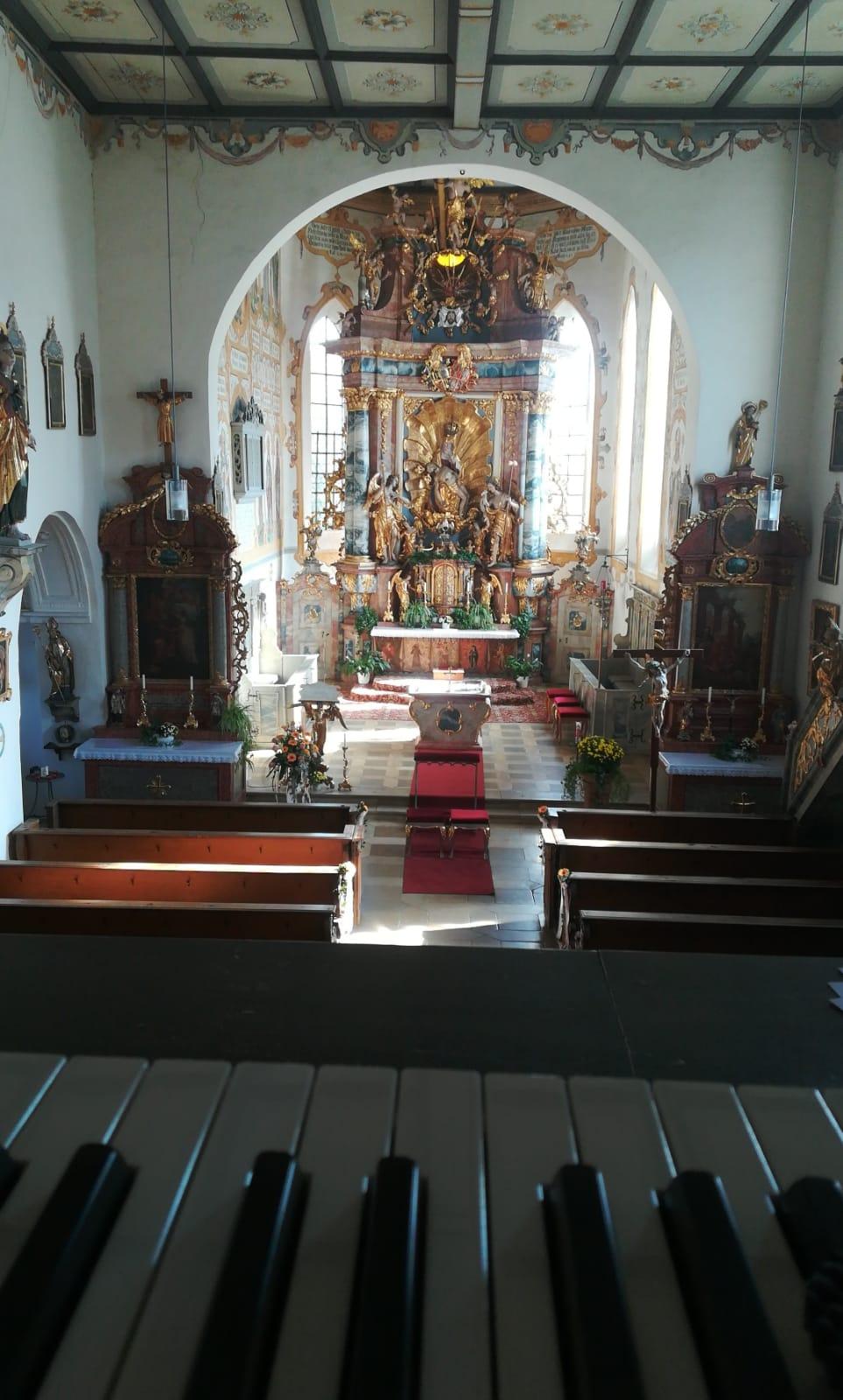 Hochzeit in der Frauenkirche