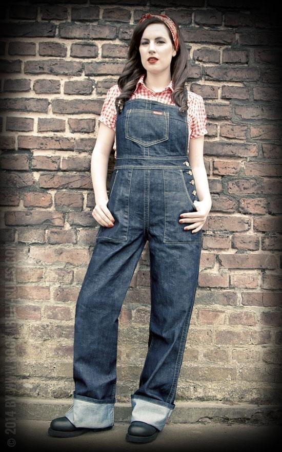 jeans latzhose damen große größen