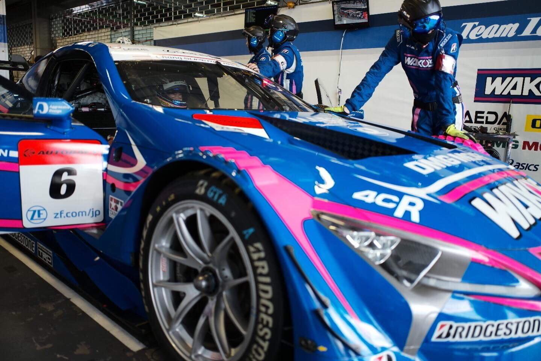 大嶋和也 2019 SUPER GT 第4戦 THAILAND予選 ポールポジション!