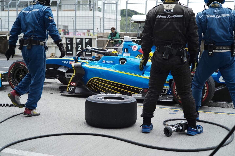 大嶋和也 2019 SUPER FORMULA Round2 AUTOPOLIS 決勝