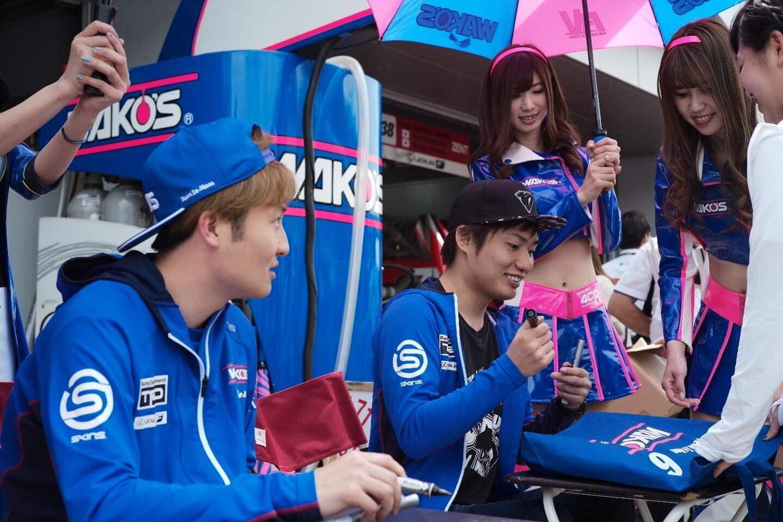 大嶋和也 2019 SUPER GT 第2戦 富士スピードウェイ