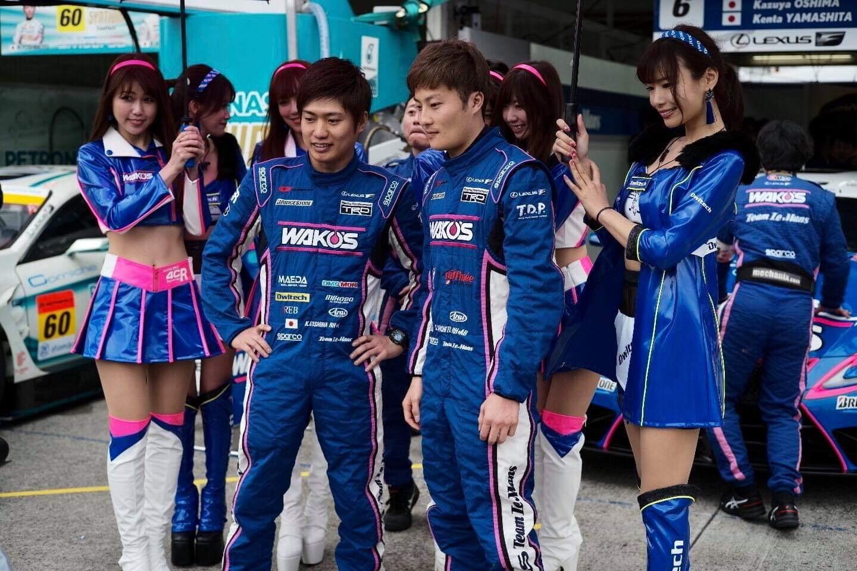 大嶋和也 2019 SUPER GT Round1
