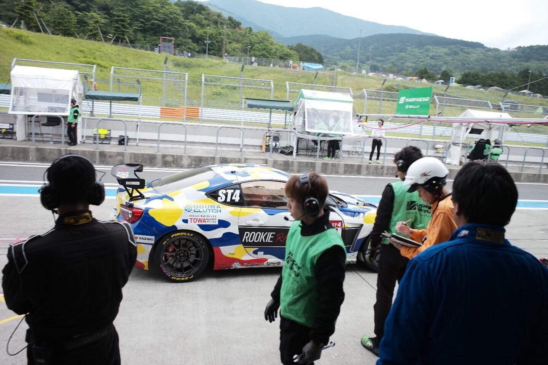 ピレリスーパー耐久シリーズ 3nd Rd 大嶋和也