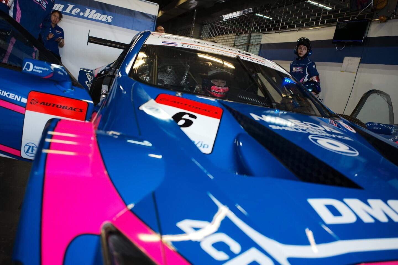 2019 SUPER GT 第4戦 THAILAND予選 ポールポジション!