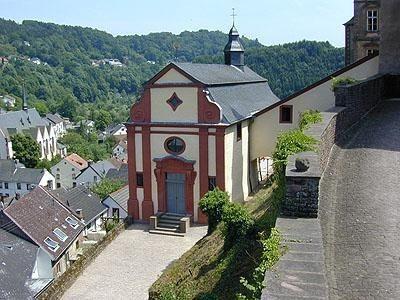 Kapelle des Schloss Malberg