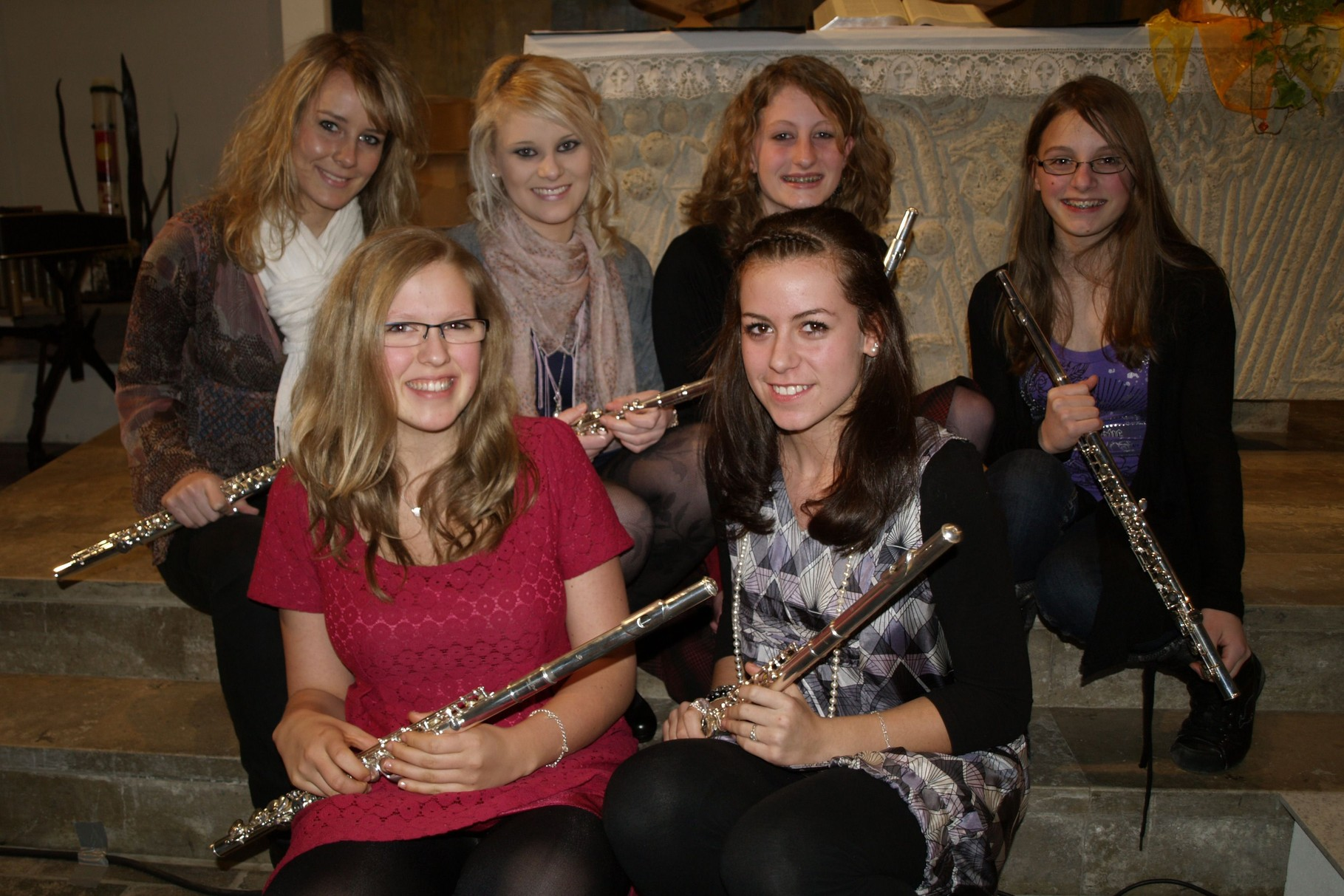 Girls4Flutes
