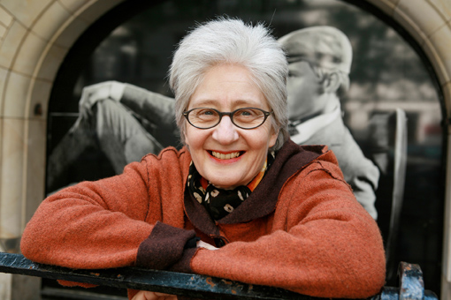 Claudia Erdheim 2007 (Foto Marko Lipus)