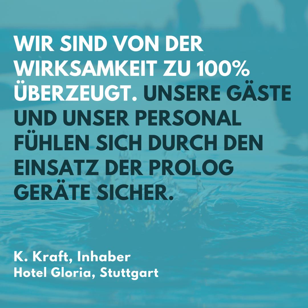 Hotel Gloria in Stuttgart