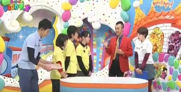石川テレビ「いしかわキッズ」に出演