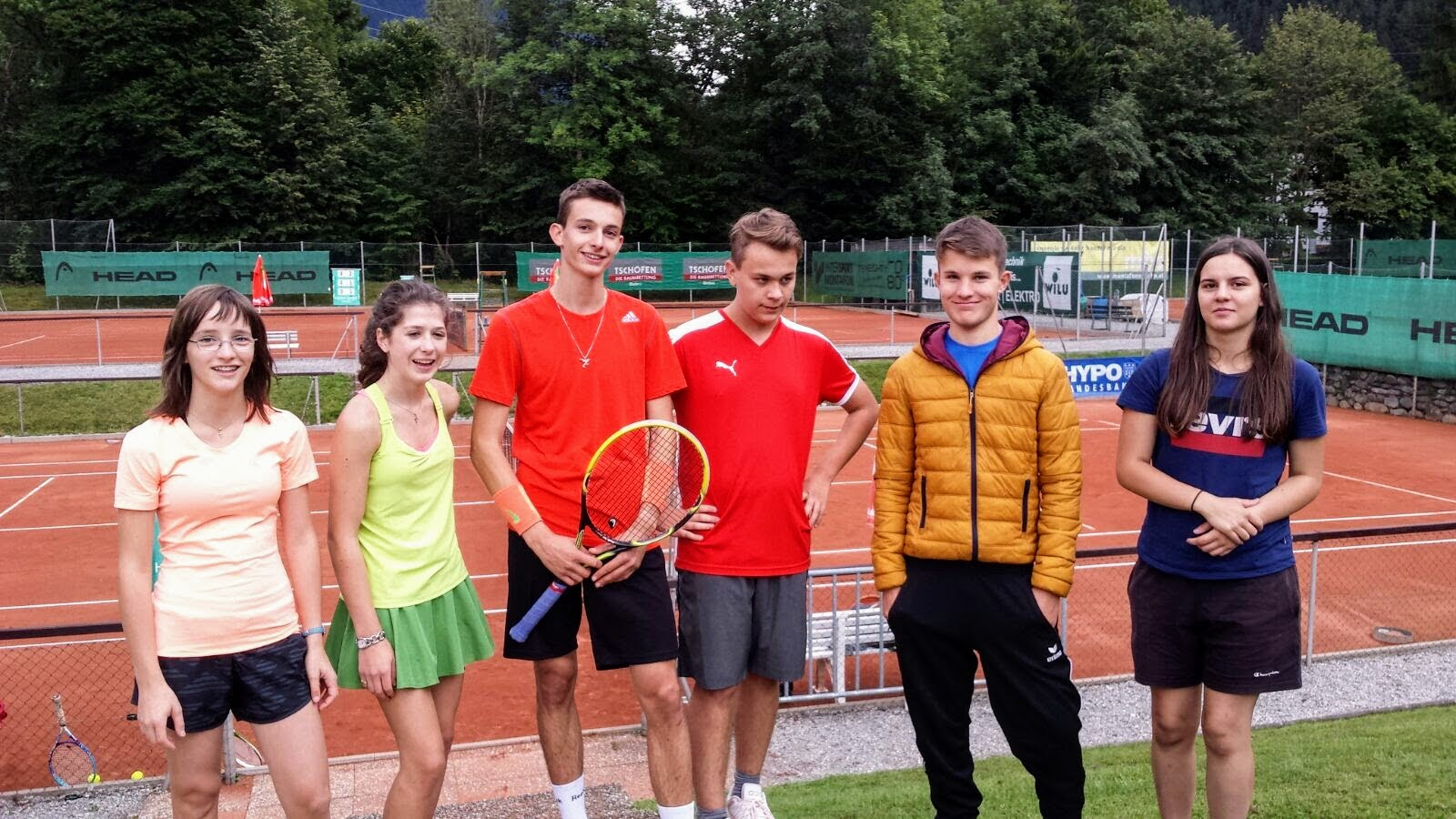 Jugend Vereinsmeisterschaften 2017