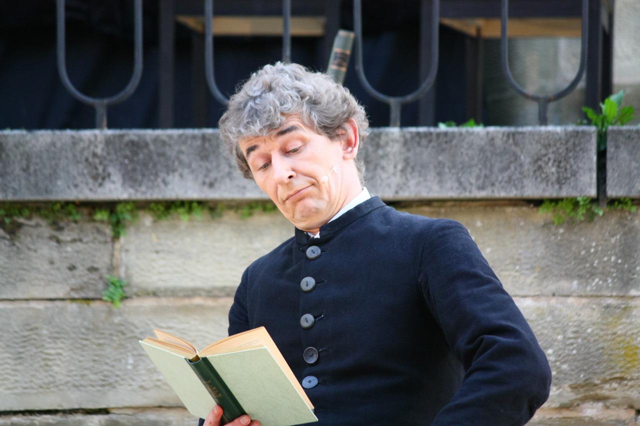 2010: Mr. Bennett in Stolz und Vorurteil