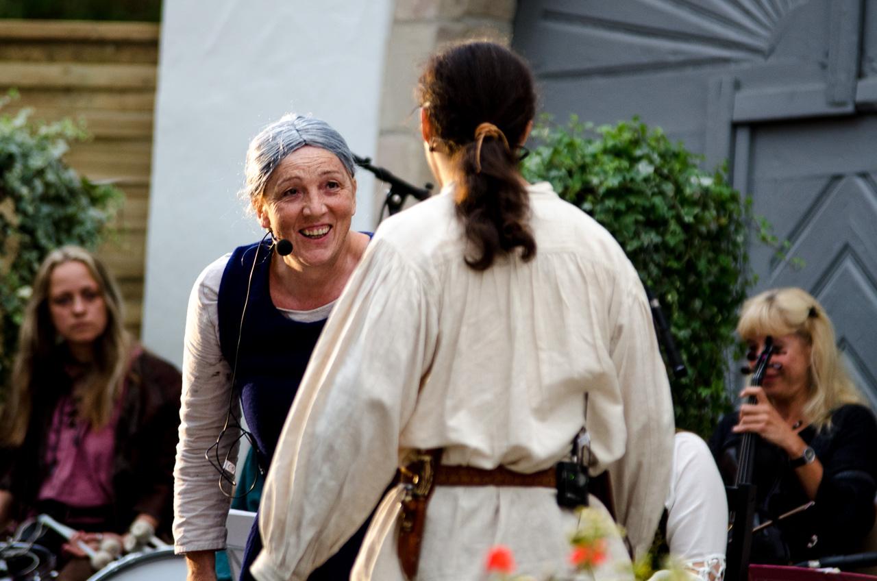 2011: Heather in Scarborough Fair