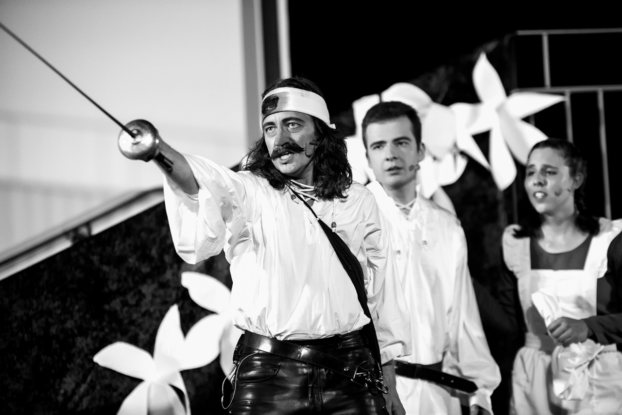2016: Cyrano in Cyrano de Bergerac