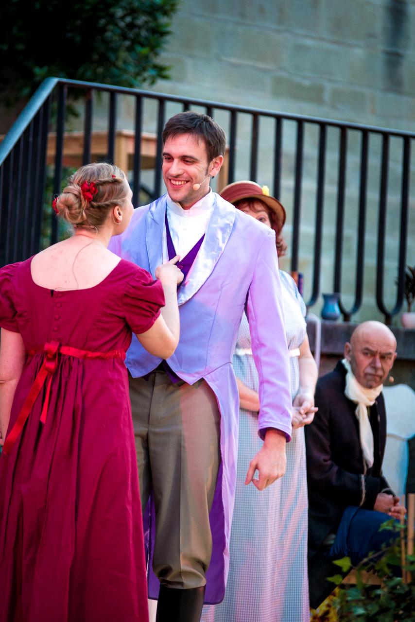 2013: Frank Churchill in Emma