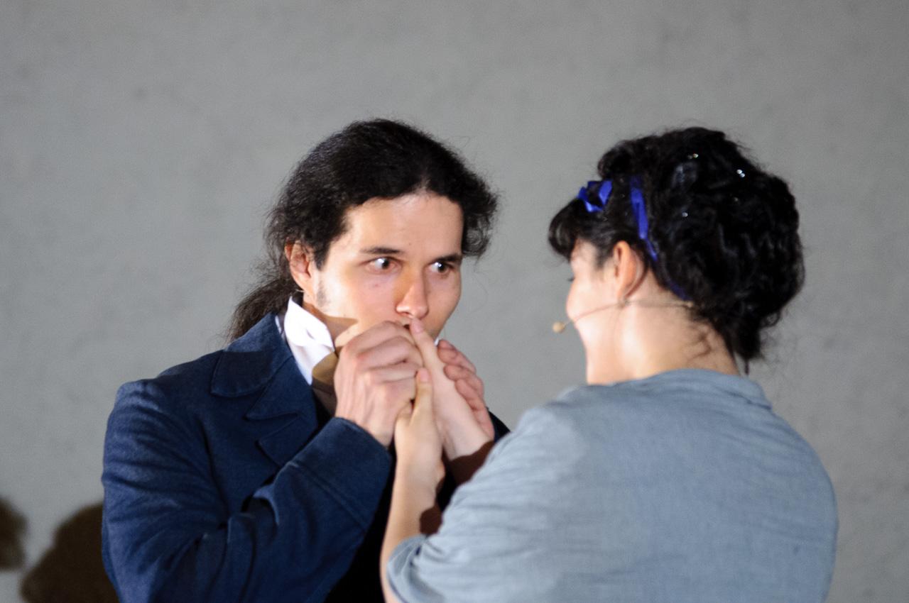 2010: Mr. Darcy in Stolz und Vorurteil