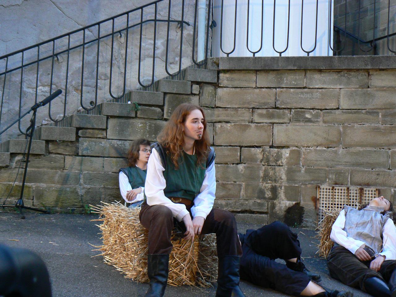 2007: Le Bret in Cyrano von Bergerac