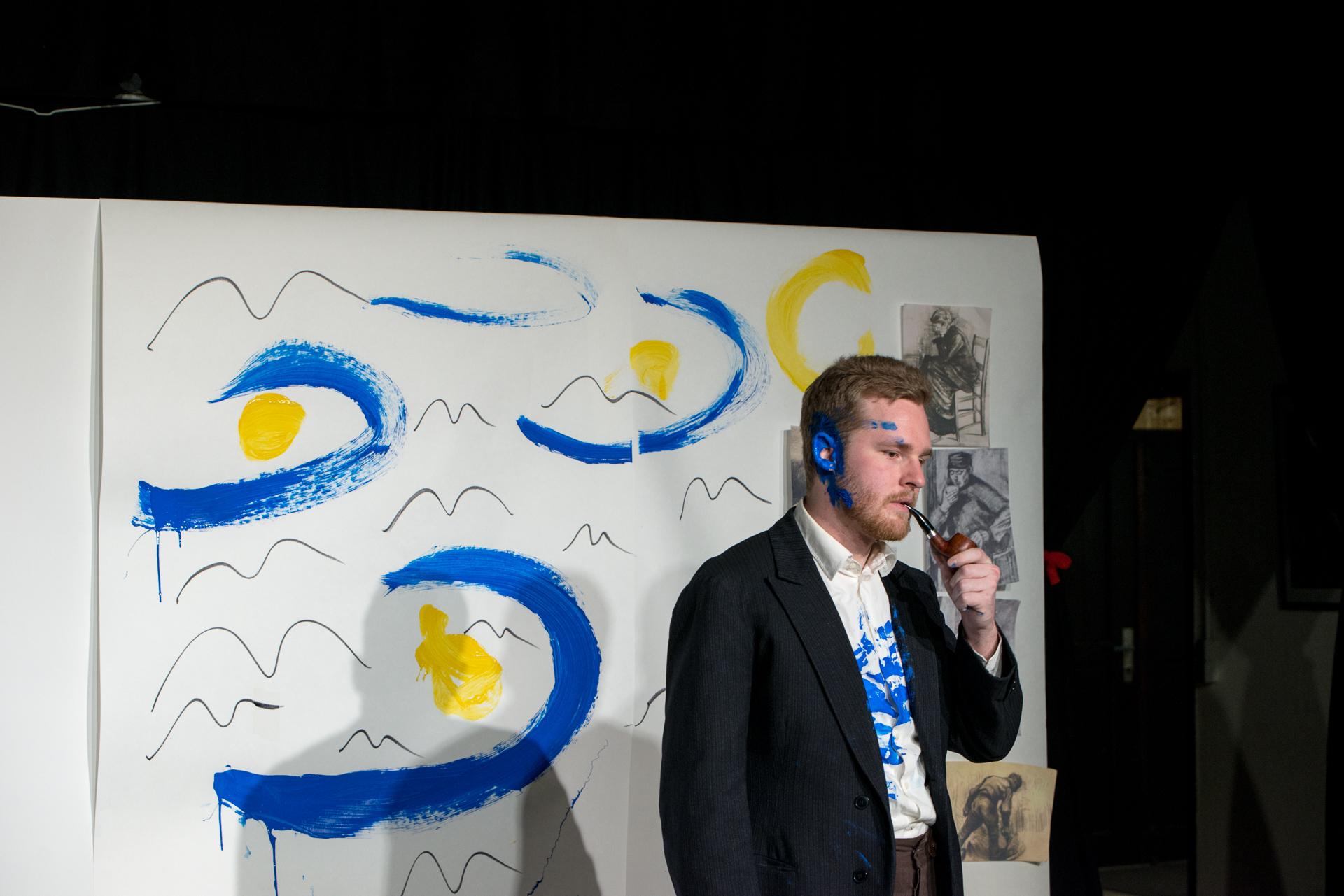 2018: Vincent in Vincent van Gogh