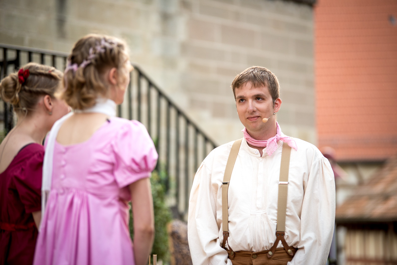 2013: Mr. Martin in Emma