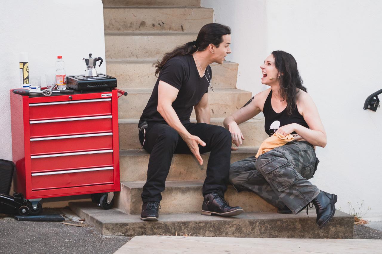 2015: Benvolia in Romeo und Julia