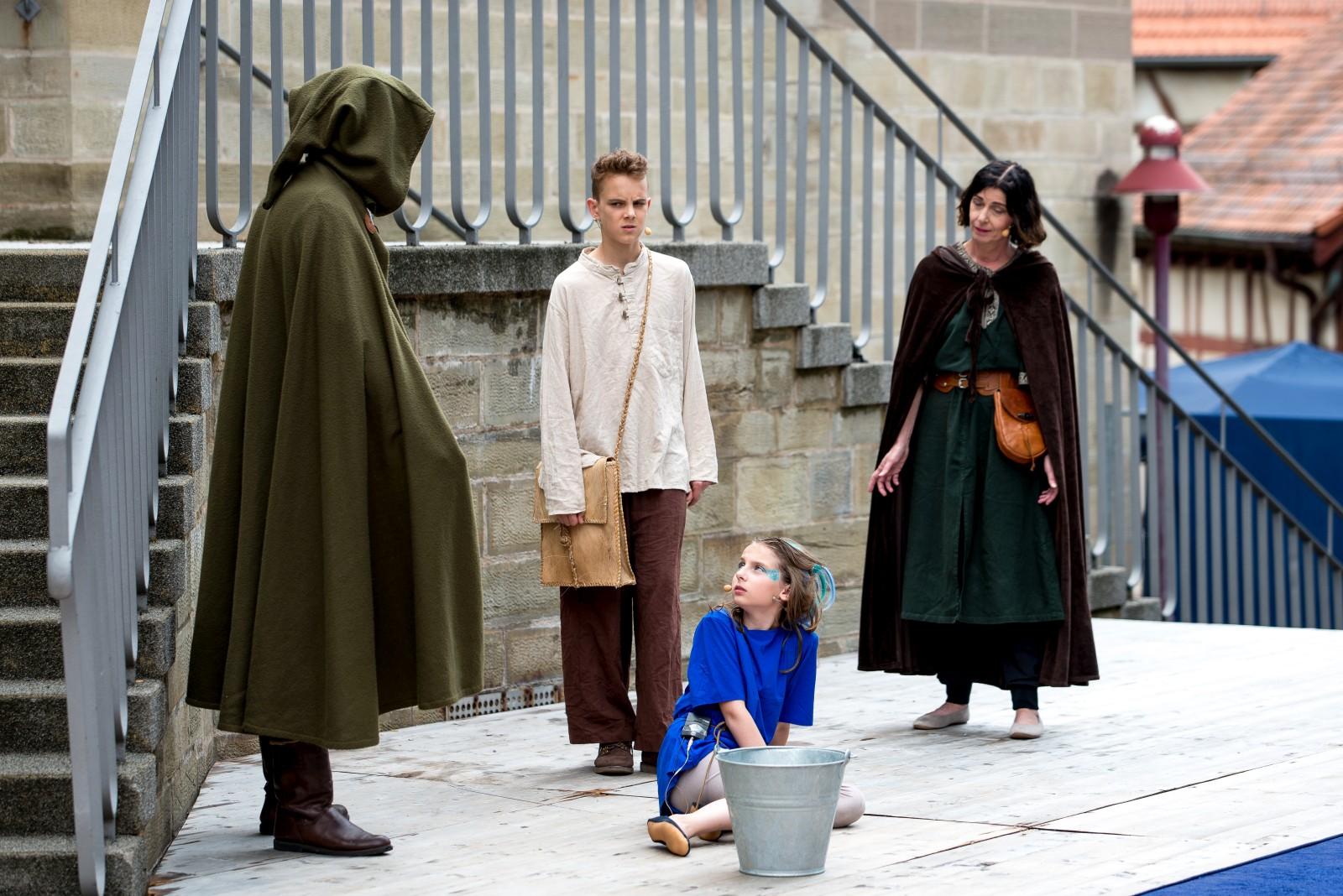 2019: Druidin in Selkie