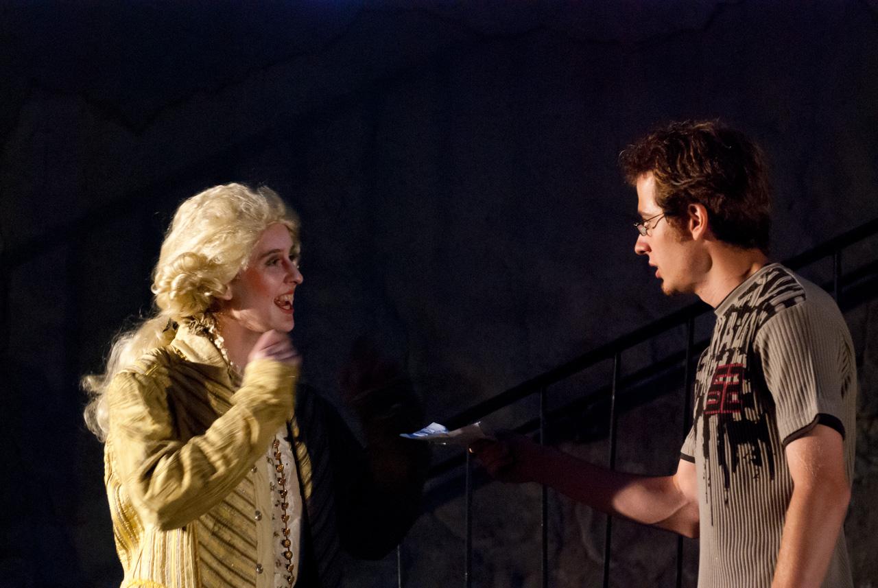 2008: Hofmarschall von Kalb in Kabale und Liebe